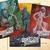 POSTCARDS - Bundle of three zombots
