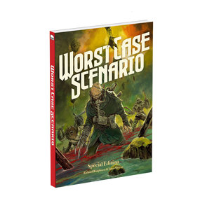 HARD COVER - Worst Case Scenario