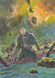 Original cover artwork